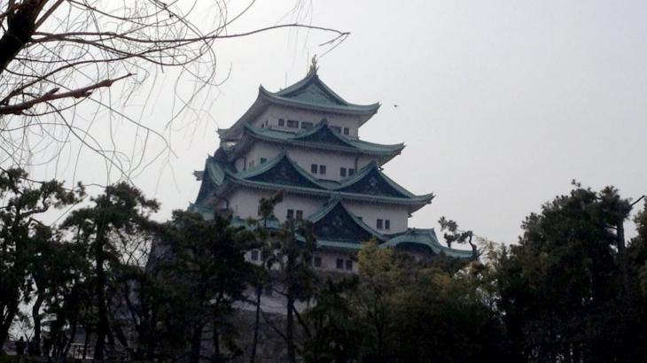 『名古屋城』撮影リベンジ失敗の巻