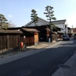 『有松宿』と『島田城址』を快走
