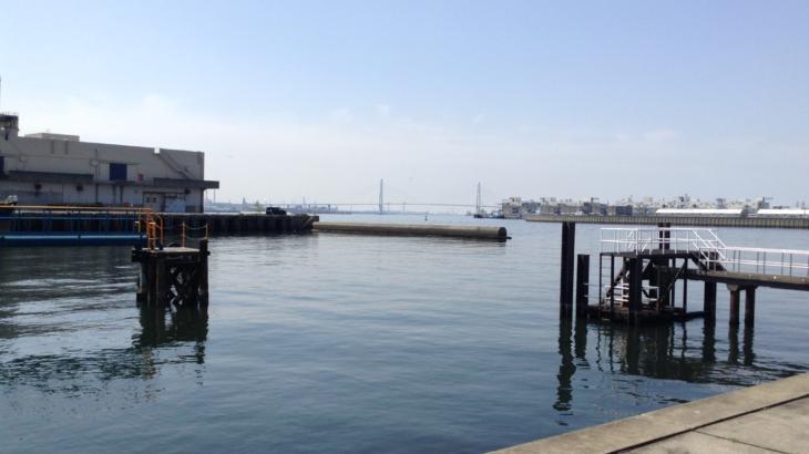 『自転車旅』ぶらり名古屋港まで♪