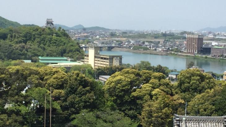 『寺社仏閣好き』の自転車旅、犬山成田山へ♪
