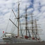 『帆船好き必見!』日本丸見たさに自転車旅行♪